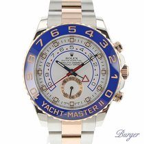 Rolex Yachtmaster II Rose Gold/Steel