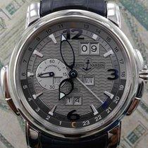 Ulysse Nardin 18K White Gold Perpetual Calendar GMT +/- 42mm