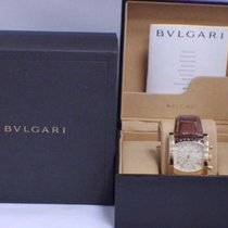 Bulgari Assioma Mens Watch Aa44 G Ch Chronograph 18k Yellow...