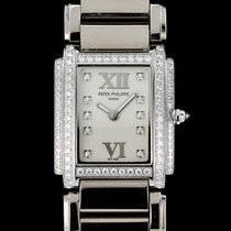 Patek Philippe Twenty~4 White gold 22mm White