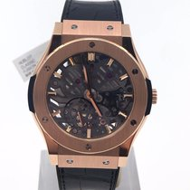 Hublot Classic Fusion Ultra Thin Skeleton 42mm 18k 5450x.0180....