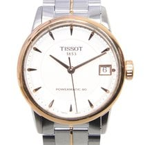 Tissot Luxury Automatic Staal 33mm Wit