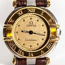 Omega Constellation (0,750) 18 K Solid Gold & Steel 795.1080
