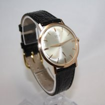 Wyler Vetta Rose gold Manual winding pre-owned