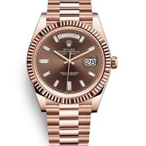 Rolex Rose gold 40mm Automatic 228235 new UAE, Dubai