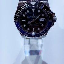 "Rolex GMT-MASTER-II 116710BLNR ""BATMAN"""