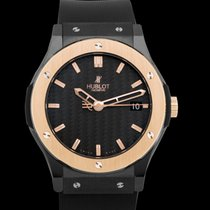 Hublot Classic Fusion 45, 42, 38, 33 mm Ceramic United States of America, California, San Mateo