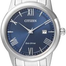 Citizen Steel 40mm AW1231-58L new
