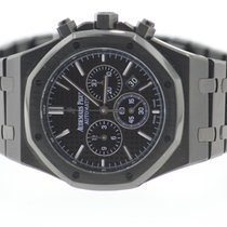 Audemars Piguet Chronograph 41mm Automatic new Royal Oak Chronograph Black