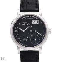 A. Lange & Söhne White gold 40.9mm Manual winding 117.028 new