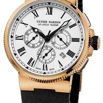 Ulysse Nardin Marine Chronograph 1506-150LE-3 новые