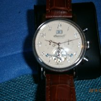 Ingersoll Steel 42,2mm Automatic IN1800CR new