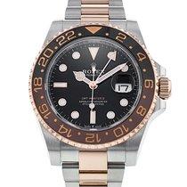 Rolex 126711 CHNR Gold/Stahl GMT-Master II 40mm