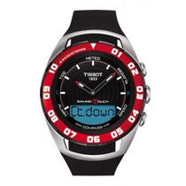 Tissot Sailing-Touch Staal 45mm