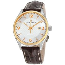 Hamilton Jazzmaster Viewmatic Steel 44mm Silver Arabic numerals United States of America, New York, Brooklyn
