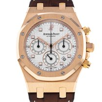 Audemars Piguet 26022OR.OO.D088CR.01 Roségold 2009 Royal Oak Chronograph 39mm gebraucht