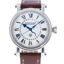 Speake-Marin Steel 38mm Automatic PIC.10001-01 pre-owned