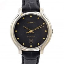 Rado Florence pre-owned 30mm Date Leather