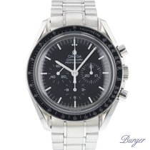 Omega Speedmaster Professional Moonwatch Steel 40mm Black No numerals