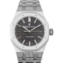 Audemars Piguet Royal Oak Selfwinding Steel 37mm Grey
