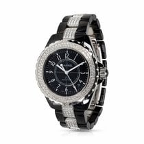 Chanel Ceramic 38mm Automatic J12 H1339 pre-owned United States of America, New York, New York