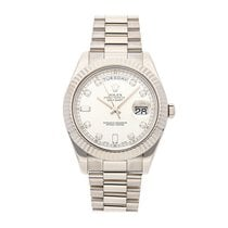 Rolex Day-Date II 218239 pre-owned
