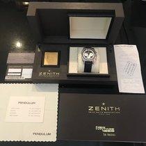 Zenith El Primero New Vintage 1969 Stahl 40mm