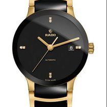 Rado new Automatic 38mm Steel Sapphire crystal