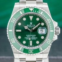 Rolex Steel 40mm Automatic 116610LV pre-owned United States of America, Massachusetts, Boston