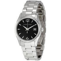 Hamilton Jazzmaster Lady Steel 34mm Black