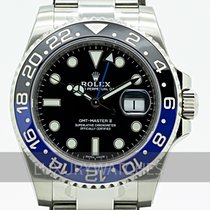 Rolex Automatic Black 40mm new GMT-Master II