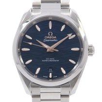 Omega Seamaster Aqua Terra 38mm Bleu