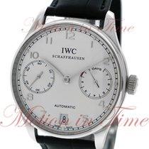 IWC Portuguese Automatic IW500104 new