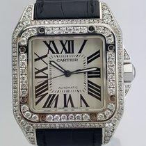 Cartier Santos 100 W20073X8 2656 pre-owned