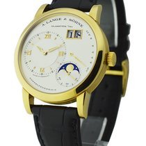 A. Lange & Söhne 109.021 Lange 1 Moonphase in Yellow Gold - On...