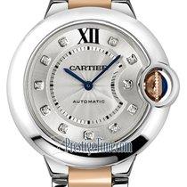 Cartier Ballon Bleu 33mm new
