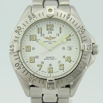 Breitling A57035 Steel Colt Quartz 38mm pre-owned
