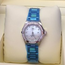 TAG Heuer Aqua Racer Lady WAY1414.BA0920 - Diamond Set -...