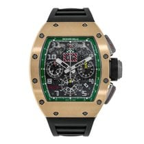 Richard Mille LeMans Classic Rose Gold Limited Edition RM011...