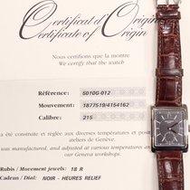 Patek Philippe Gondolo 5010 G 18k White Gold Box & Papers...