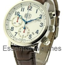 Ulysse Nardin 513-22 Marine Annual Chronograph - Steel on...