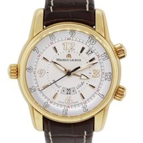 Maurice Lacroix Rose gold 43mm Automatic Masterpiece pre-owned United States of America, Florida, Boca Raton