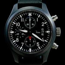 IWC Pilot Chronograph Top Gun Pilot's Watch