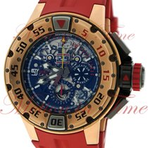 Richard Mille RM032 Roségoud RM 032 50mm tweedehands