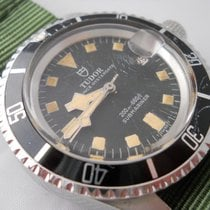Tudor 9411/0 SUBMARINER SNOWFLAKE BLACK DIAL