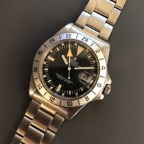 Rolex Explorer II 1655 Rail Dial Full Set