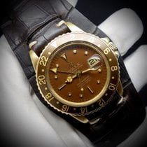 Rolex GMT-Master 1675 Very Rare  Brown Nipple Dial