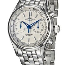 Armand Nicolet M02 Men's Automatic Chronograph 43mm Watch...