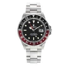 Rolex 16710 Staal 1991 GMT-Master II 40mm tweedehands