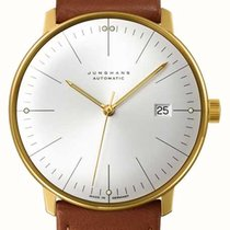 Junghans max bill Automatic 027/7700.00 JUNGHANS MAX BILL AUTOMATIC oro data nouveau